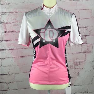 PEARL IZUMI Select Series Junior Pink Biker Shirt